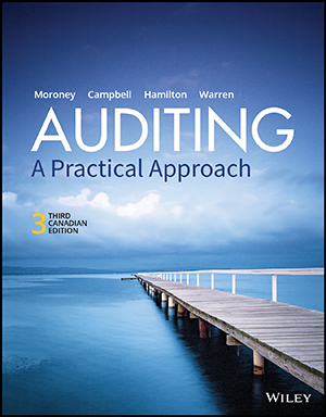 Auditing: A Practical Approach Third Canadian Edition - WileyPLUS
