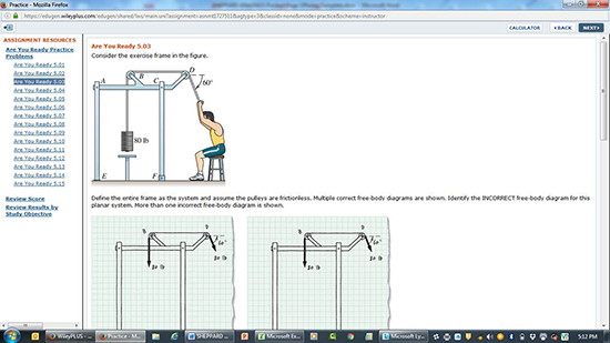 Engineering Mechanics: Statics - WileyPLUS