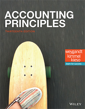 Accounting Principles, 13th Edition - WileyPLUS