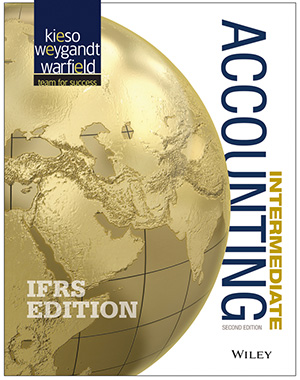 Intermediate Accounting: IFRS, 2nd Edition Book Cover