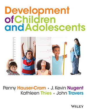 The Development of Children and Adolescents: An Applied Perspective Book Cover