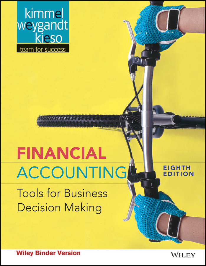 Accounting: Tools for Business Decision Making, 7th Edition Book Cover