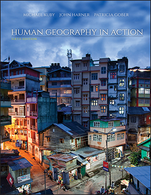 Human Geography in Action, 6th Edition Book Cover