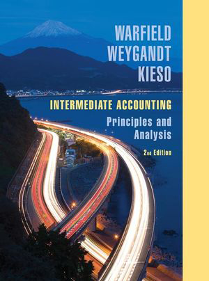 Intermediate Accounting: Principles and Analysis, 2nd Edition Book Cover