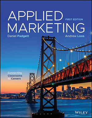 Applied Marketing 1st Edition Book Cover