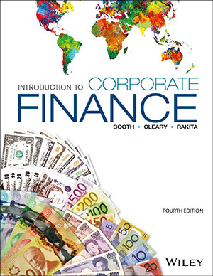 Introduction to Corporate Finance, 4th Edition Book Cover