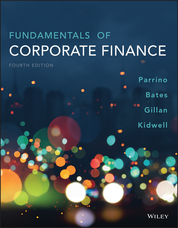 Fundamentals of Corporate Finance, 4th Edition Book Cover