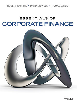 Essentials of Corporate Finance Book Cover