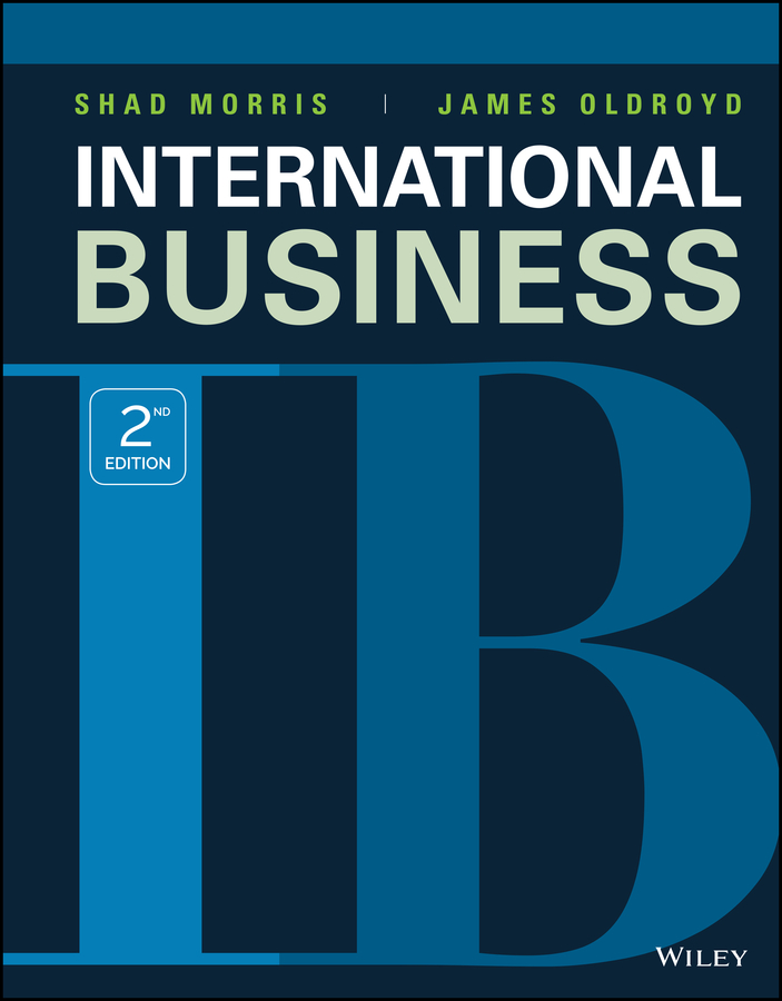 International Business, 2nd Edition Book Cover